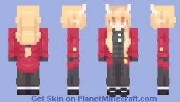 Tyano4ka Minecraft Skin