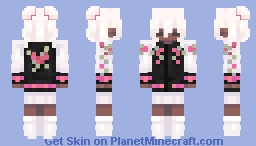 - | #13 | RQ for Strxberricake - Minecraft Skin