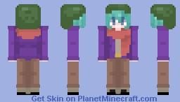 sou hiyori/shin tsukimi Minecraft Skin