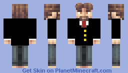 Doctor petrie the Evil Scientist  (State of Survival) Minecraft Skin