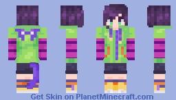 Miya Chinen Minecraft Skin