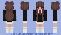 student Minecraft Skin