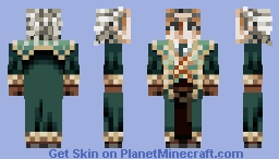 Barlowe Minecraft Skin