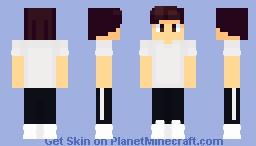 T-Shirt Minecraft Skin