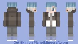 Flynn Chester Minecraft Skin