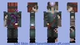 Sezam Minecraft Skin
