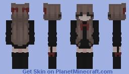 girl Minecraft Skin