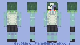 『Io』(OC) Minecraft Skin