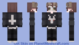 TheCrustyLog Minecraft Skin