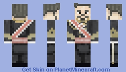 ✺ 明治天皇 Emperor Meiji 1886s Military dress ✺ Minecraft Skin