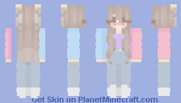 80's vibes Minecraft Skin