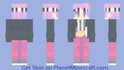no, not today Minecraft Skin