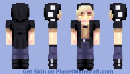[Kari] Yobanashi Deceive Minecraft Skin