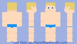 Classic X-Men - The Blob Minecraft Skin