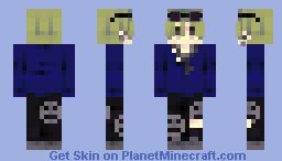 yo! Minecraft Skin
