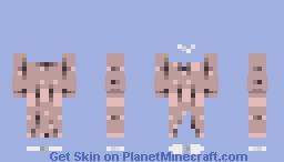 Soft Dress Vibes Minecraft Skin