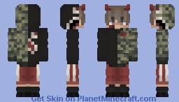 Bape Minecraft Skin