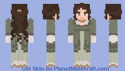 HZ ~ Nancy 3 Minecraft Skin
