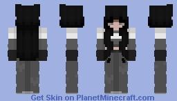 be my guest Minecraft Skin