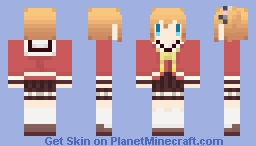 Chibi Girl Skin (Sammari024) Minecraft Skin