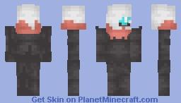Darkrai Minecraft Skin