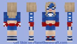 Dc's Stargirl Minecraft Skin