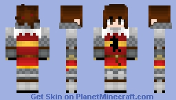 English Knight Minecraft Skin