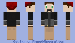 Friend Me Minecraft Skin