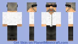 Cool Dad Minecraft Skin
