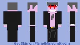 daddy dearest Minecraft Skin
