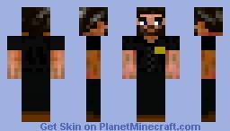 Midas worker (My dad) Minecraft Skin