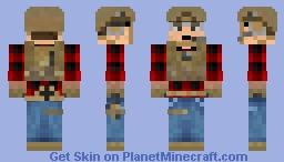 DADPAT Minecraft Skin