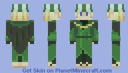 Sad-ist inspired Philza Minecraft Skin