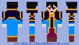 Daewi Han jade emperor- GOH Minecraft Skin