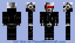 Daft Punk Minecraft Skin