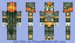 Dagda (SMT IV: Apocalypse) Minecraft Skin