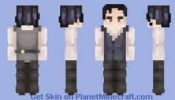Daisuke Kambe | The Millionaire Detective Balance: Unlimited Minecraft Skin