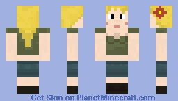 Daisy_Duke Minecraft Skin