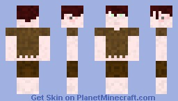 Dalish Elf [Dragon Age II] Minecraft Skin