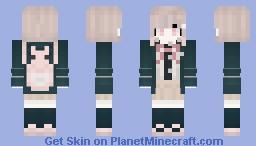 Chiaki Nanami ~ Danganronpa 2 Minecraft Skin