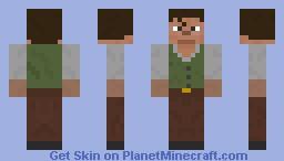 Daniel Minecraft Skin