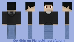 Normal Man Minecraft Skin