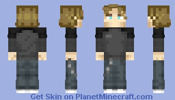 Daniel Johns Silverchair 1999 ARIA Awards Minecraft Skin