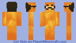 Danny Decheeto [Happy 75th Birthday Danny Devito!] Minecraft Skin