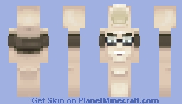 Danny Devi-Toe Minecraft Skin