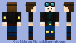 DanTDM Skin Revised Minecraft Skin