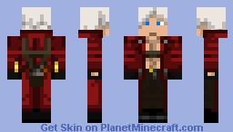 Dante Minecraft Skin