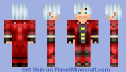 ^_^ Dante (Devil May Cry Series) Minecraft Skin