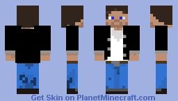 Darbin / Gericom Minecraft Skin