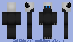 Dark Crystal Transfur from Changed Minecraft Skin